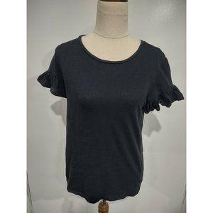 Now Blouse Size 8 Black